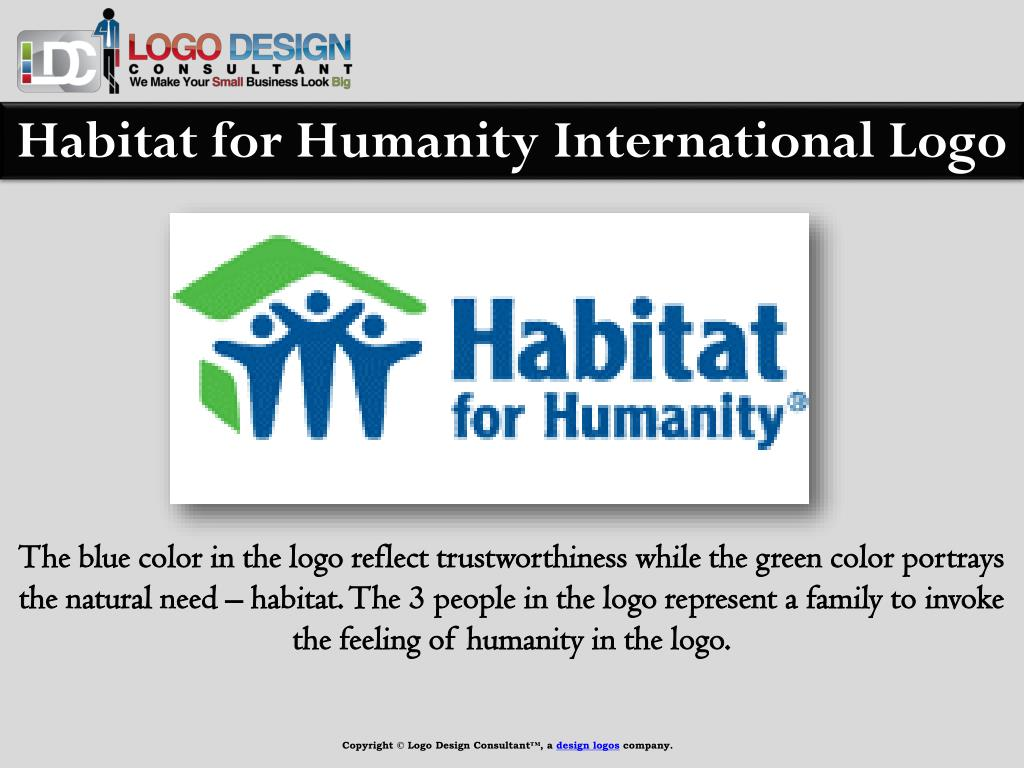 Habitat for Humanity International Logo