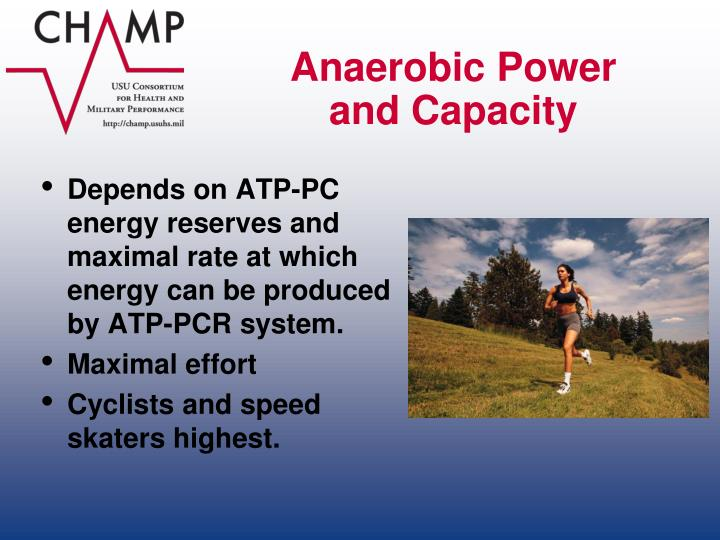 Anaerobic Power