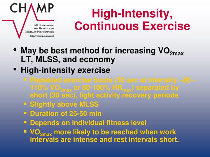 High-Intensity,