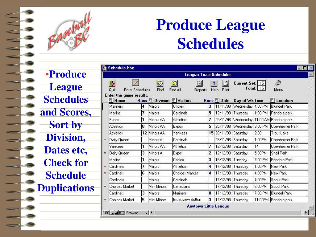 Produce League