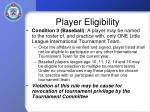 player eligibility24
