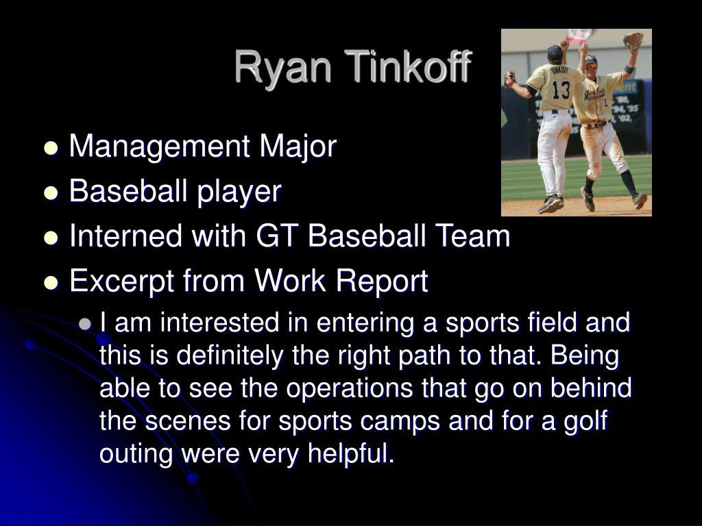 Ryan Tinkoff