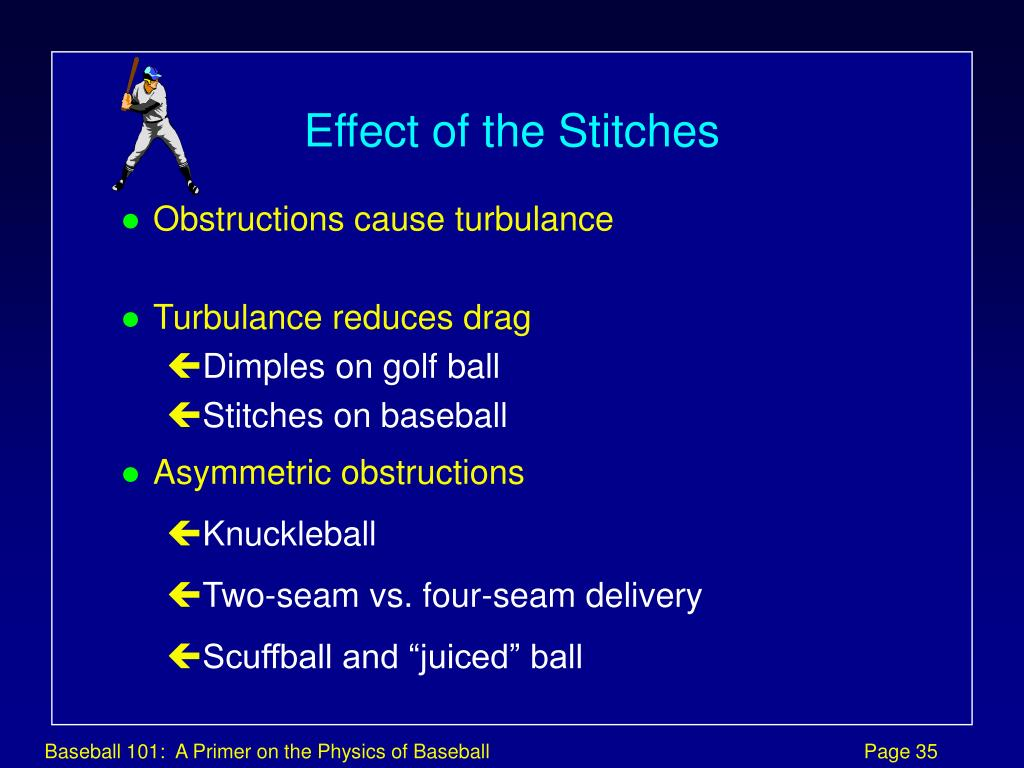 Effect of the Stitches