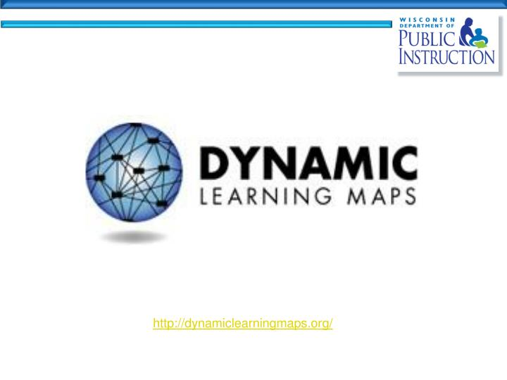 http://dynamiclearningmaps.org/