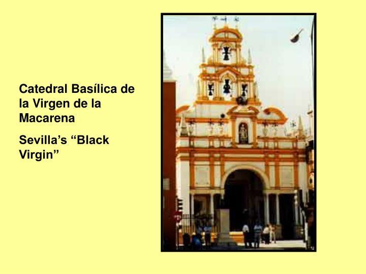 Catedral Basílica de la Virgen de la Macarena