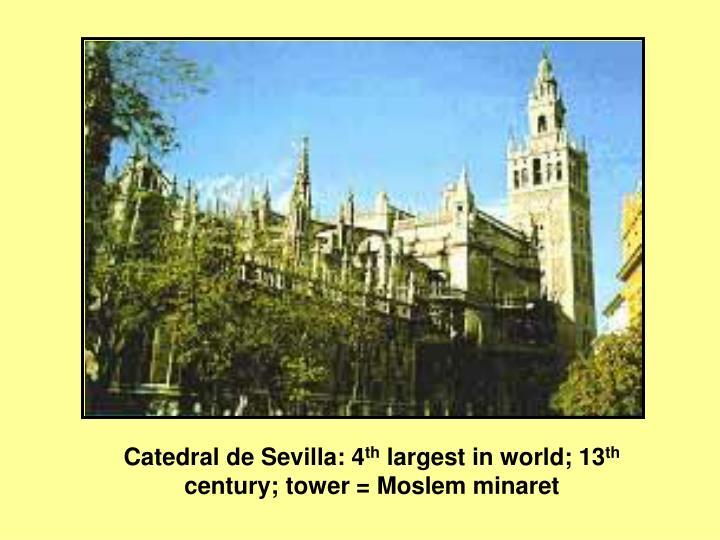 Catedral de Sevilla: 4