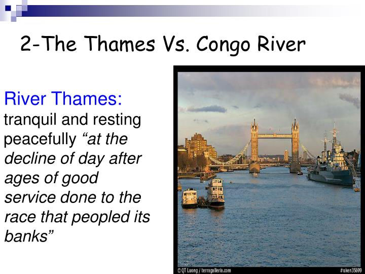 2-The Thames Vs. Congo River