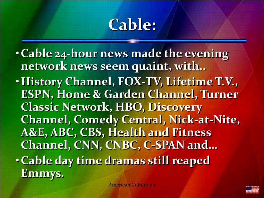 Cable: