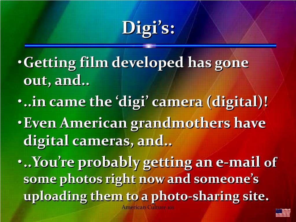Digi's: