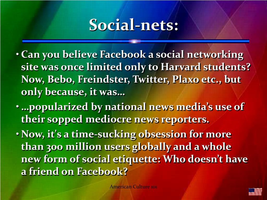 Social-nets: