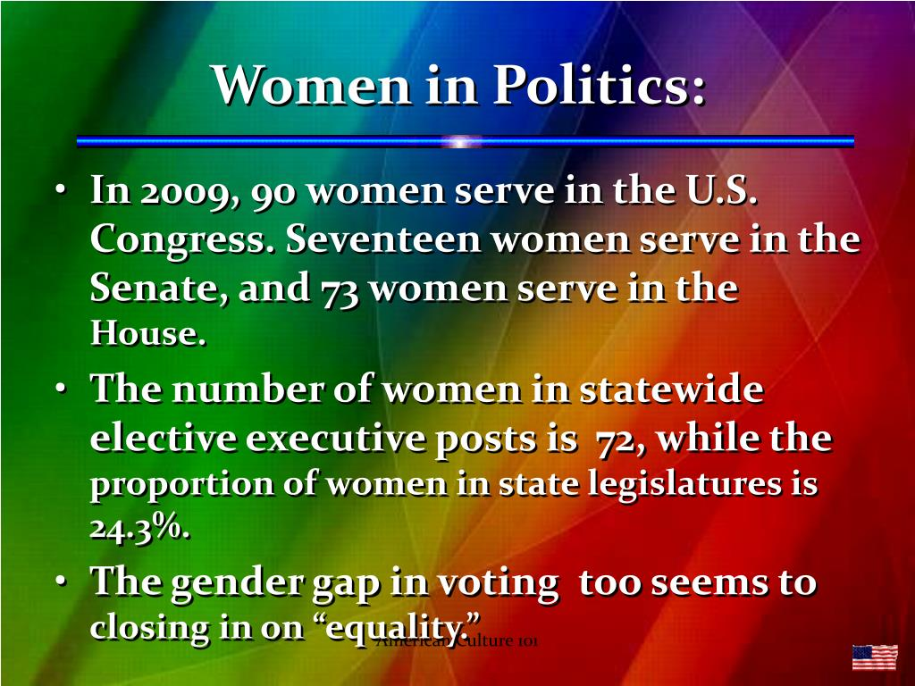 Women in Politics: