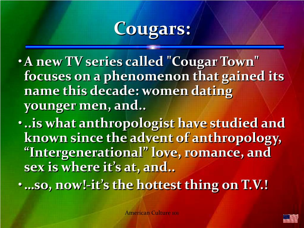 Cougars: