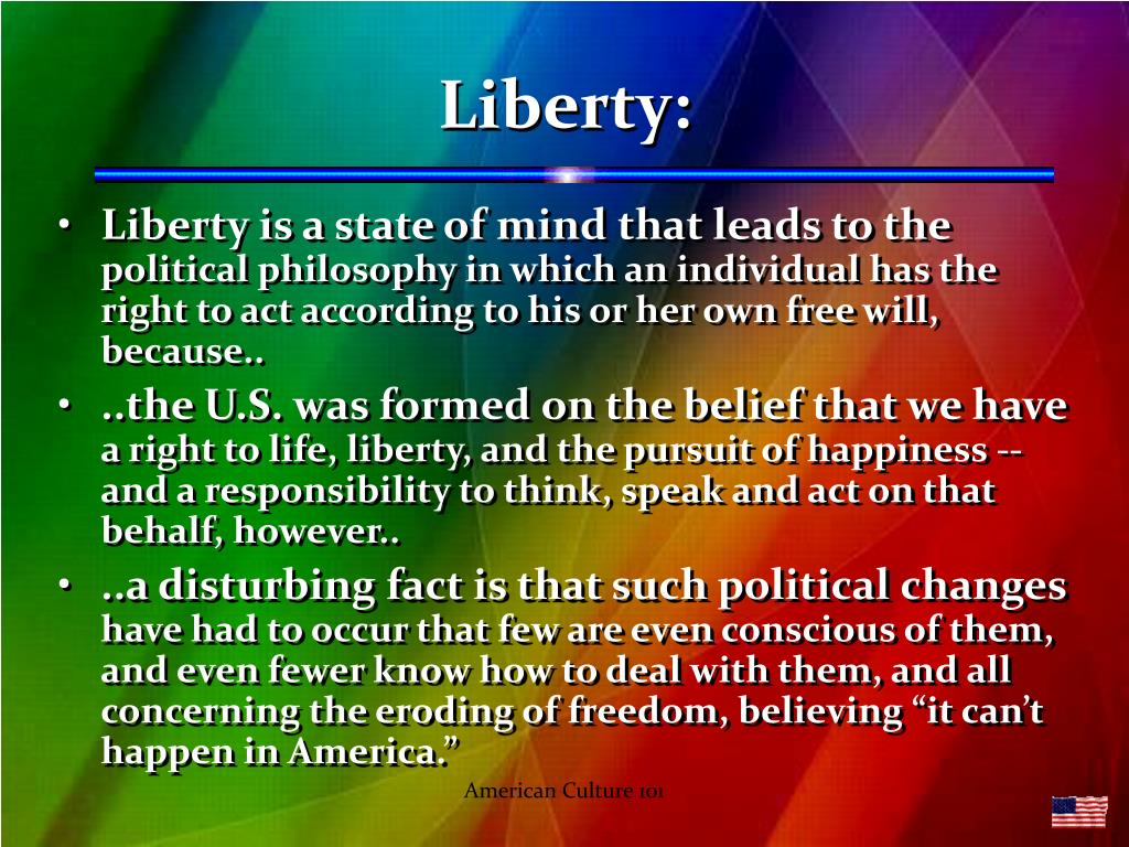Liberty: