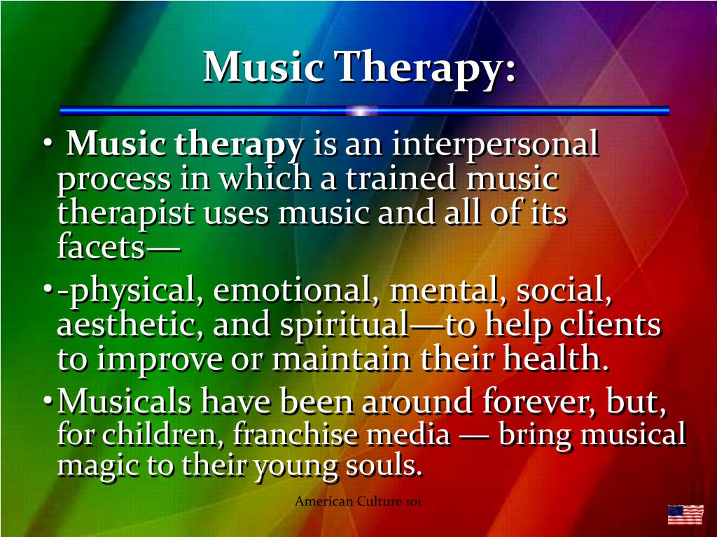 Music Therapy: