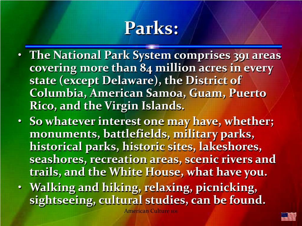 Parks: