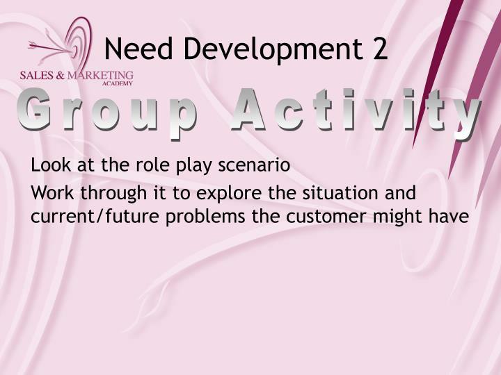Need Development 2