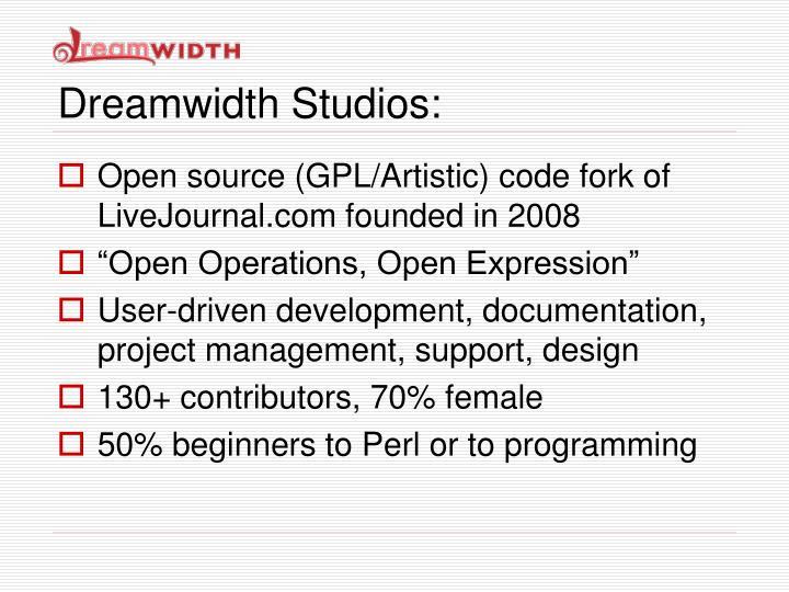 Dreamwidth Studios: