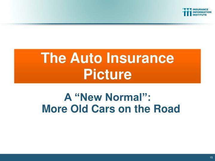 The Auto Insurance Picture