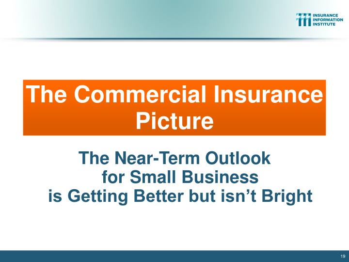 The Commercial Insurance Picture