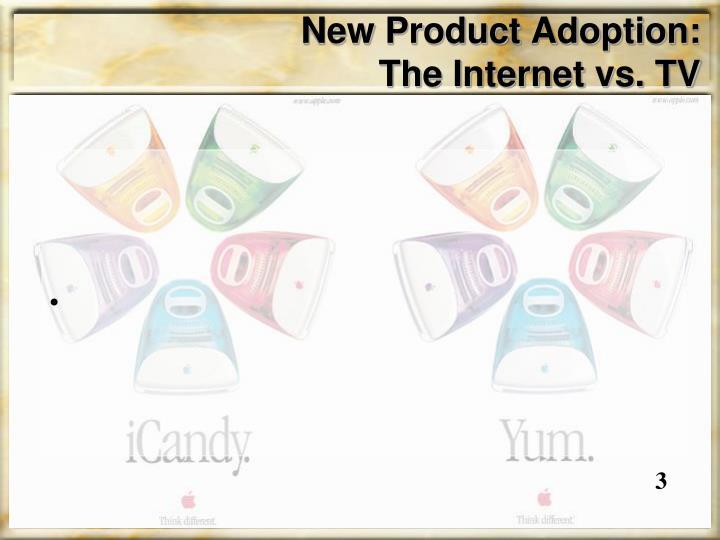 New Product Adoption: