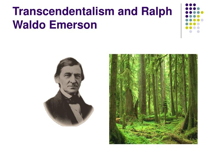 a comparison of the movements of transcendentalism and romanticism Of romanticism and the transcendental movement  in this transcendentalism lesson,  eleventh graders compare and contrast chinese daoism and american .
