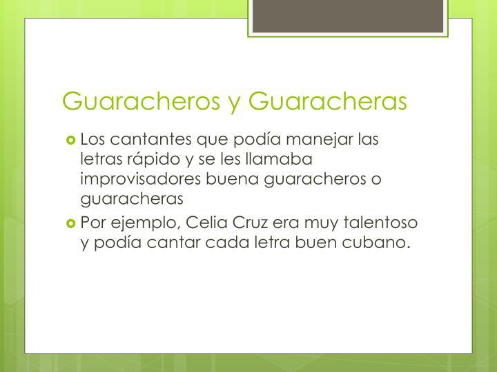 Guaracheros