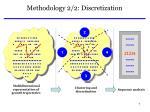 methodology 2 2 discretization