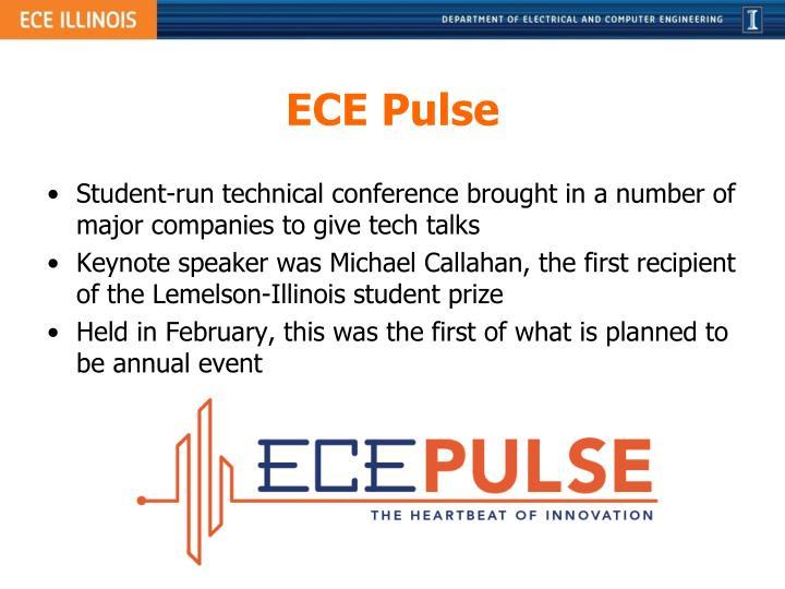 ECE Pulse