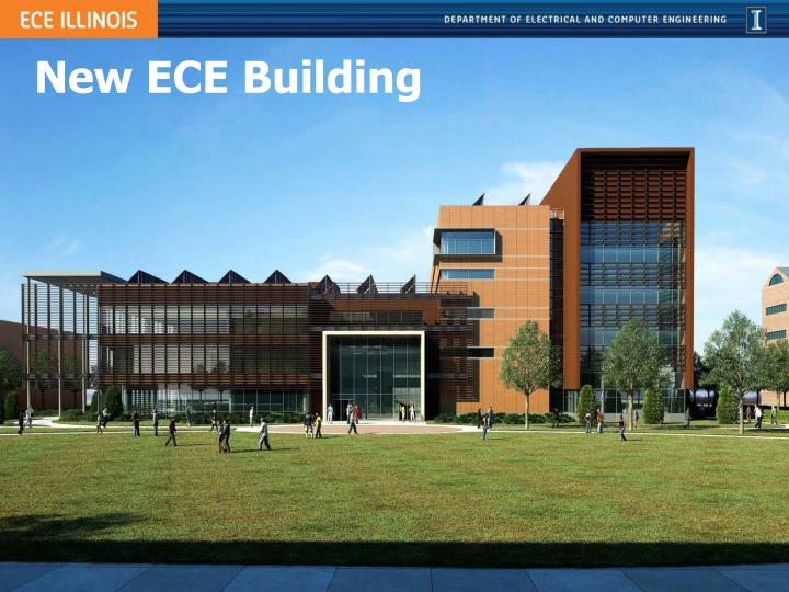 New ECE Building