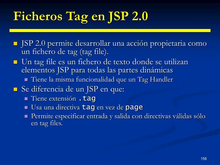 Ficheros Tag en JSP 2.0
