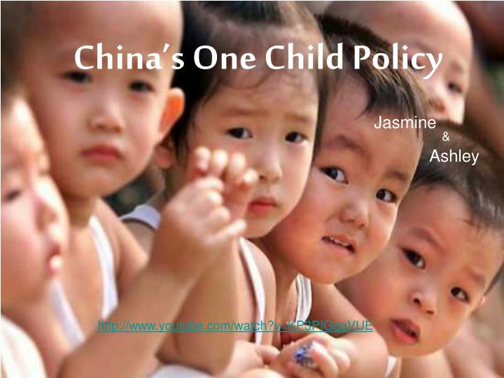 China s one child policy