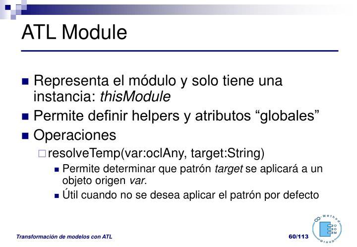 ATL Module