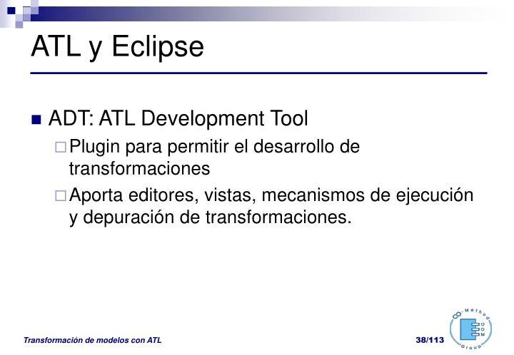 ATL y Eclipse