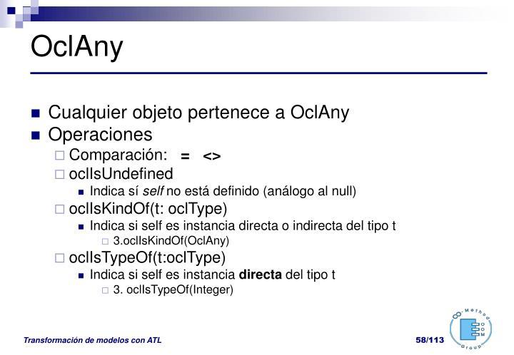 OclAny