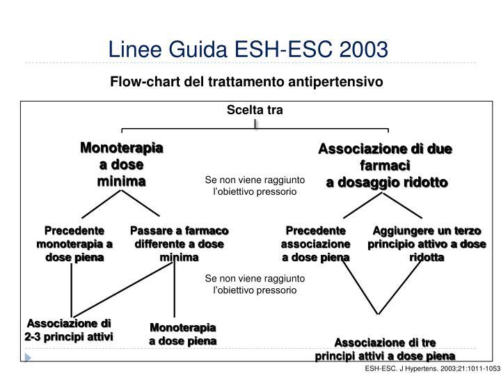 Linee Guida ESH-ESC 2003