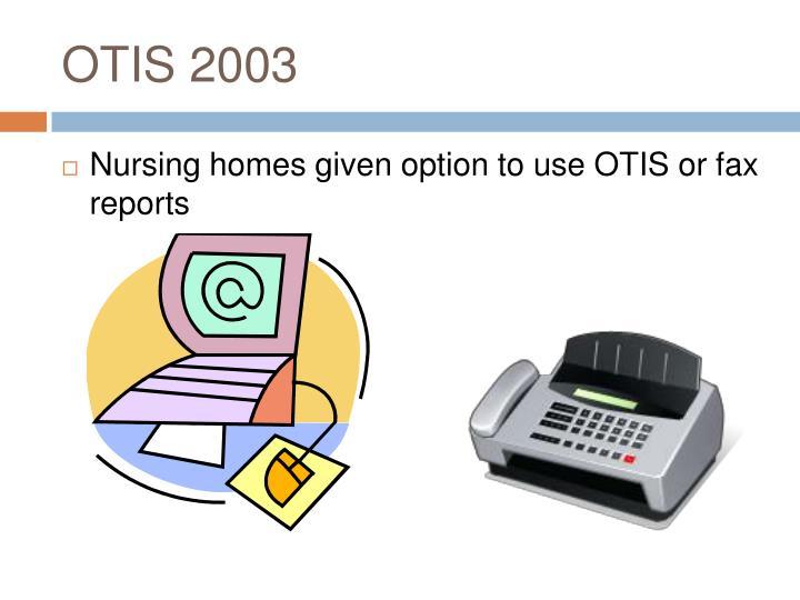 OTIS 2003