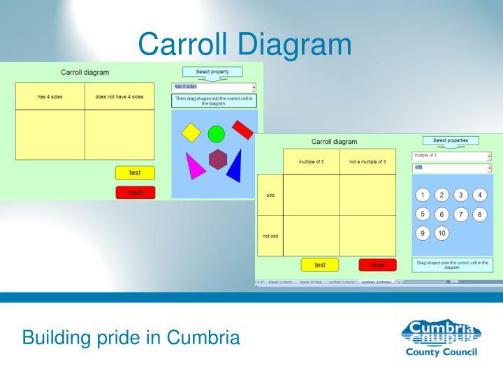 Carroll Diagram
