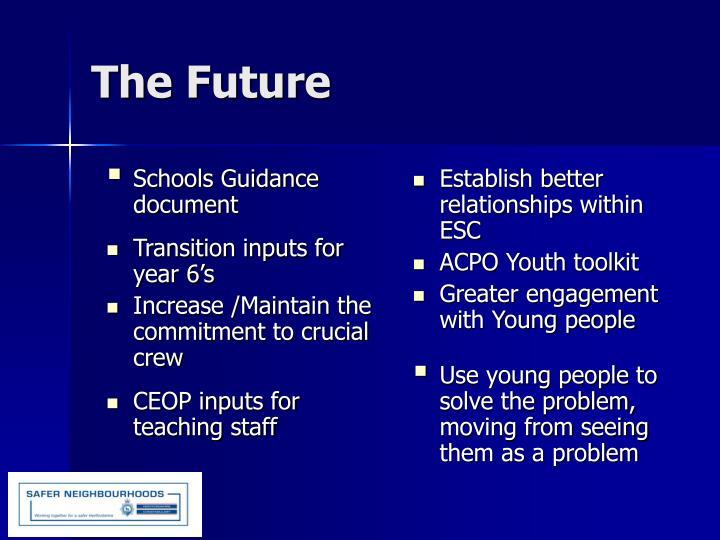 Schools Guidance document