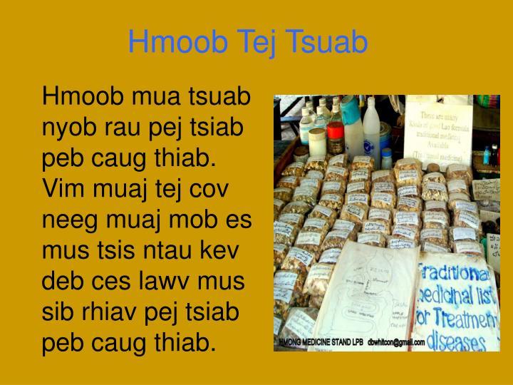 Hmoob Tej Tsuab