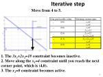 iterative step5