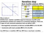 iterative step7