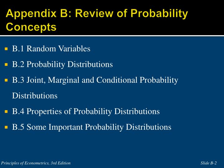 Appendix b review of probability concepts l.jpg