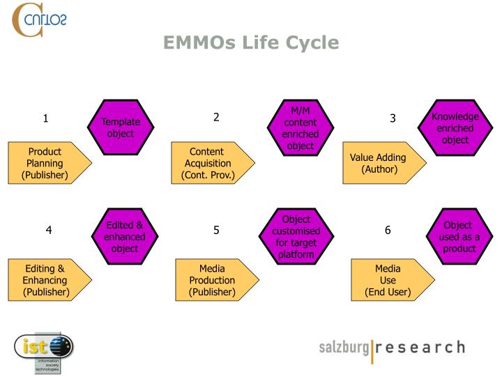 EMMOs Life Cycle