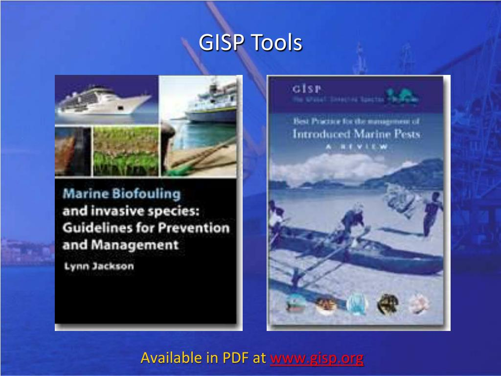 GISP Tools