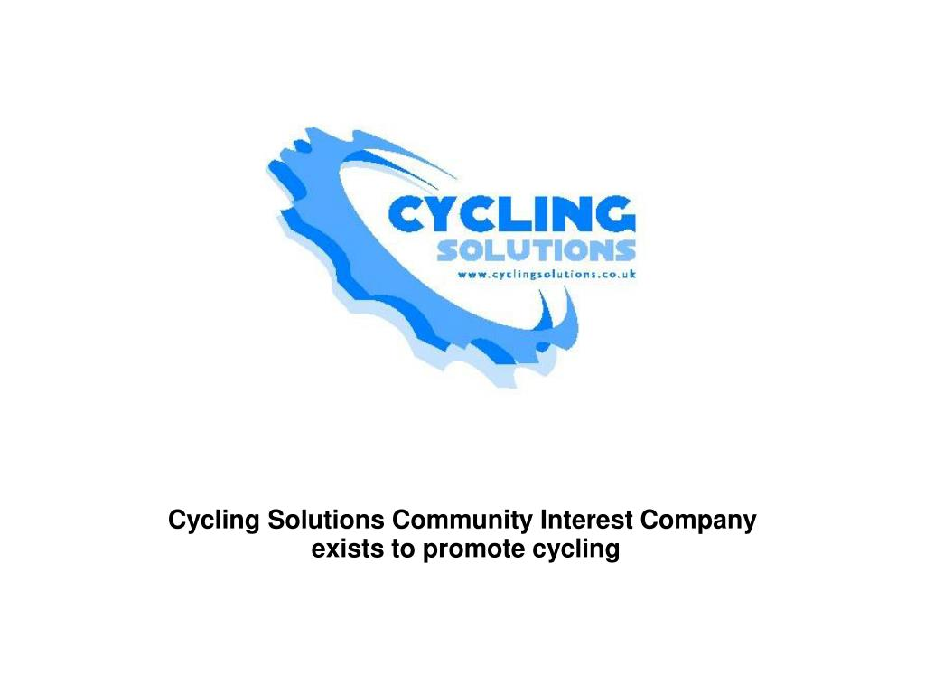 Cycling Solutions Community Interest Company
