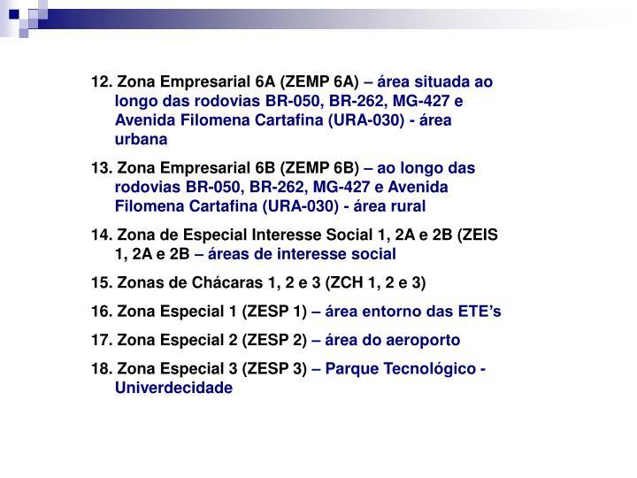 12. Zona Empresarial 6A