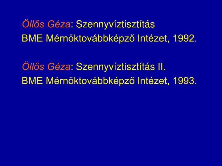 Öllős Géza