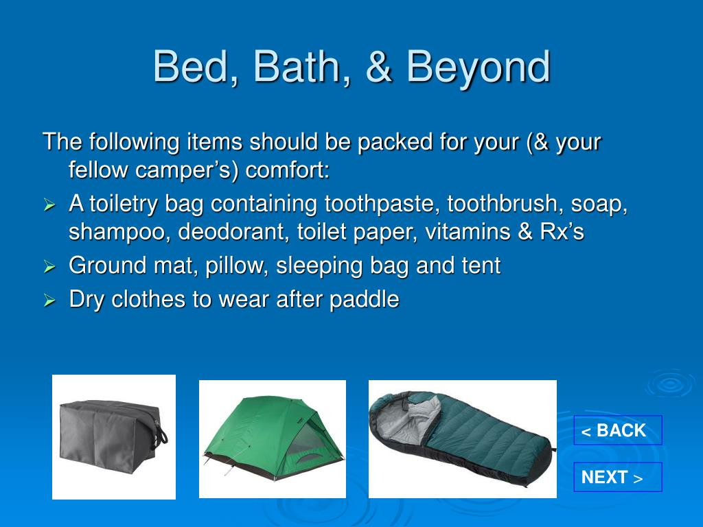Bed, Bath, & Beyond