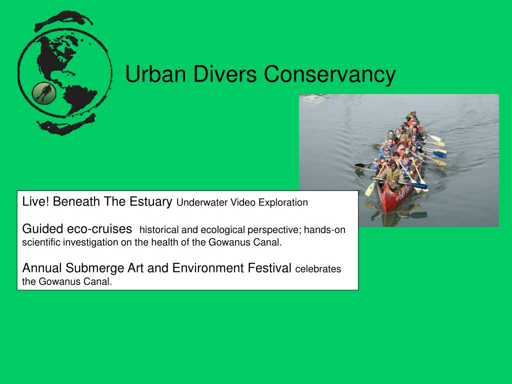 Urban Divers Conservancy