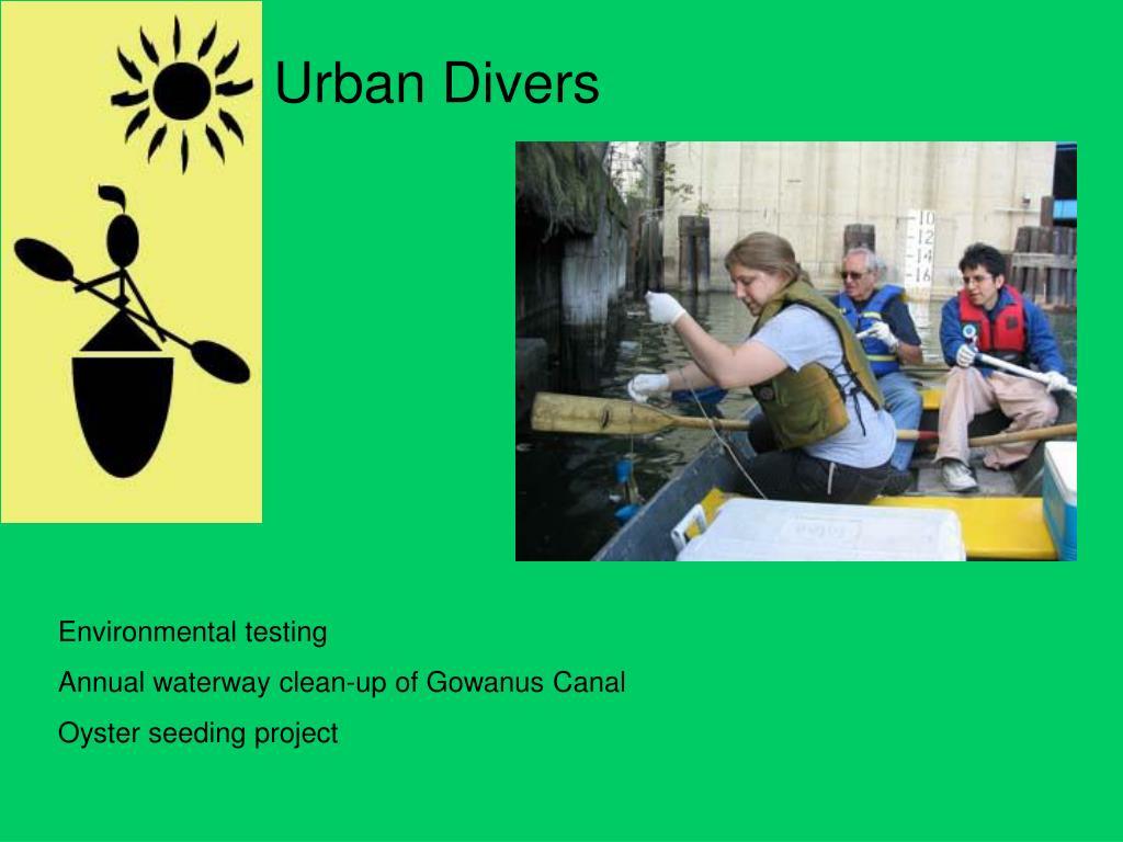 Urban Divers